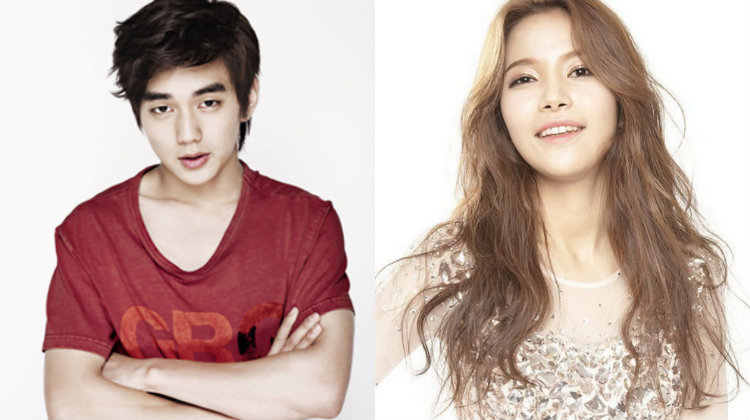 Mamamoo's Solar Cast as Yoo Seung Ho's First Love