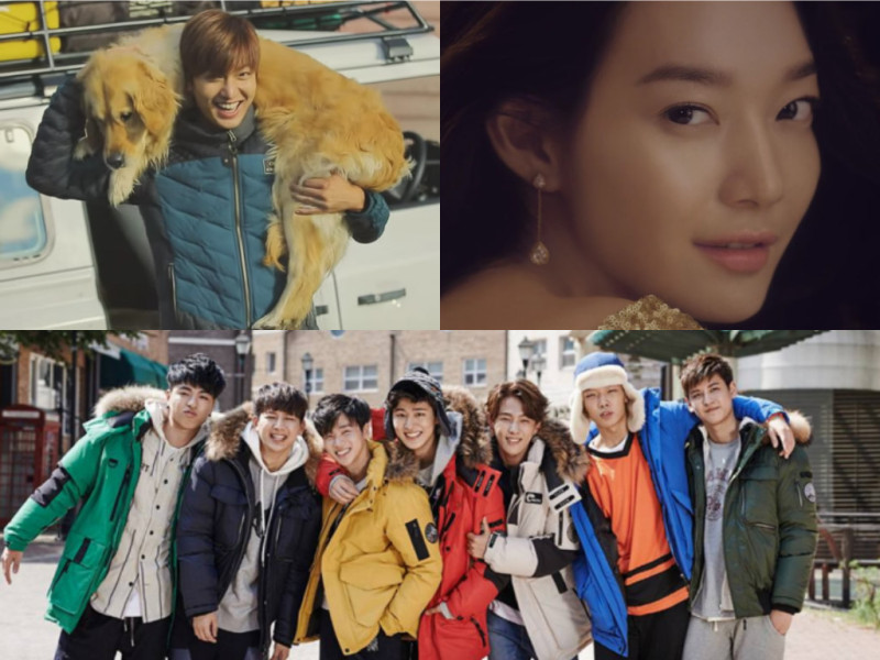 October 2015 CFs: Lee Min Ho, Shin Min Ah, iKON, and More