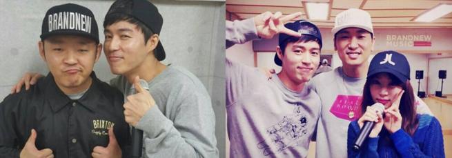 Oh Min Seok and Kang Ye Won