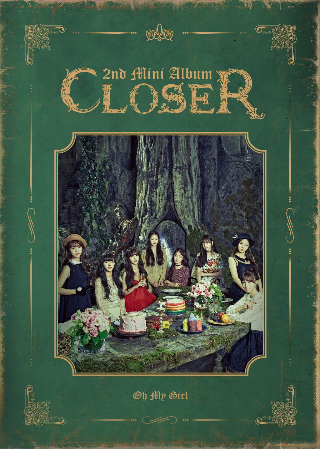 Oh My Girl 4-