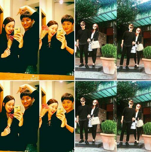 Soh Yi Hyun In Gyo Jin insta