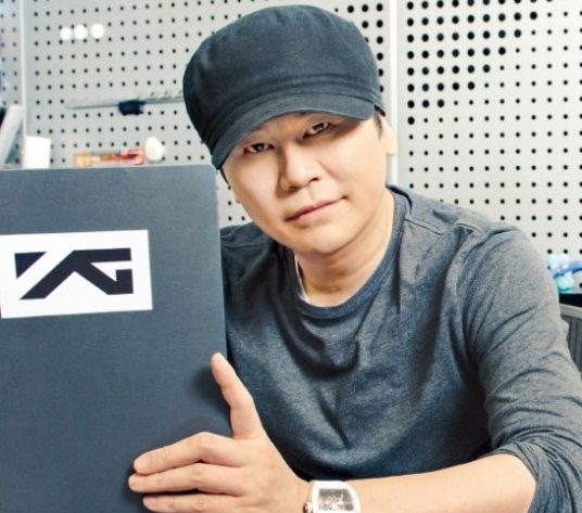 Yang Hyun Suk Takes Hat Off for First Time in 5 Years on K-Pop Star 5