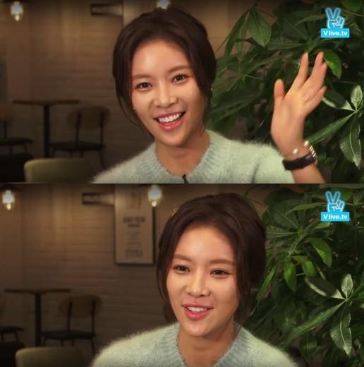 hwang jung eum she was pretty