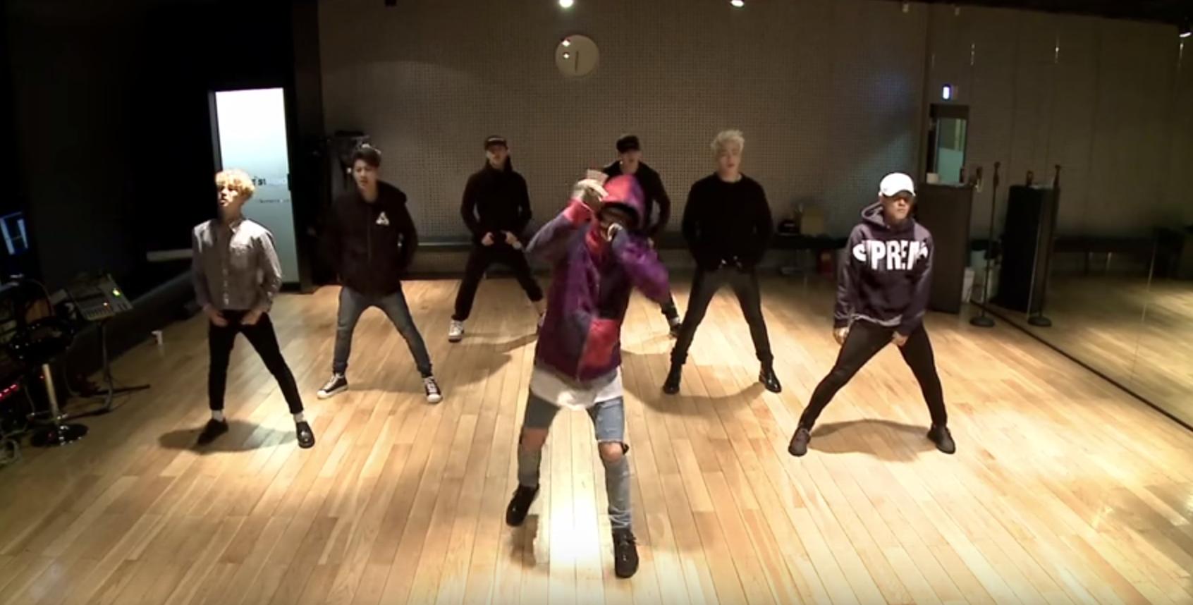 ikon rhythm ta dance practice 1