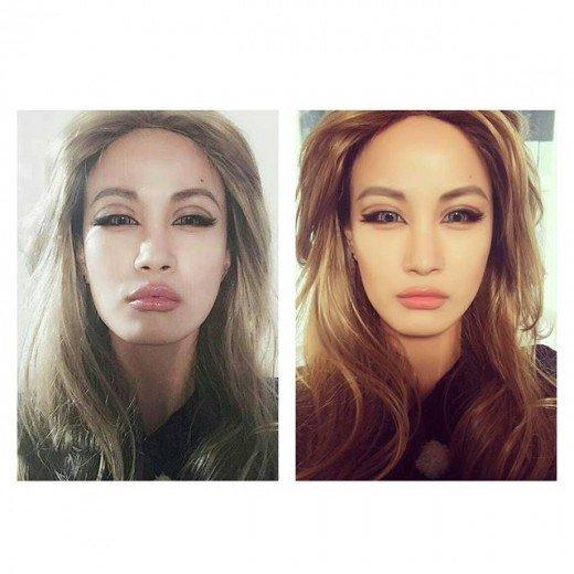 kim ji min instagram