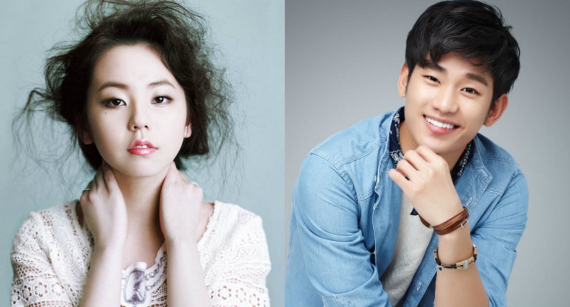 kim soo hyun and sandara park dating who