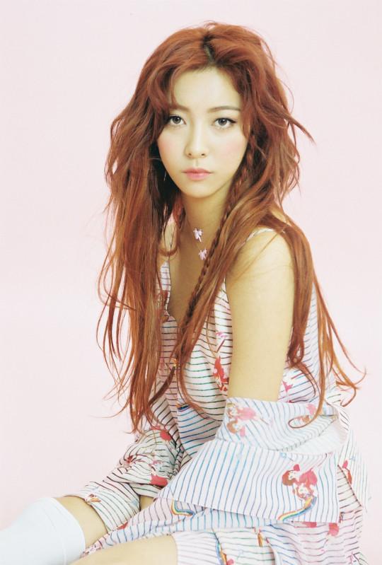 f(x) Features Luna in Second Set of Teaser Photos | Soompi F(x) Luna