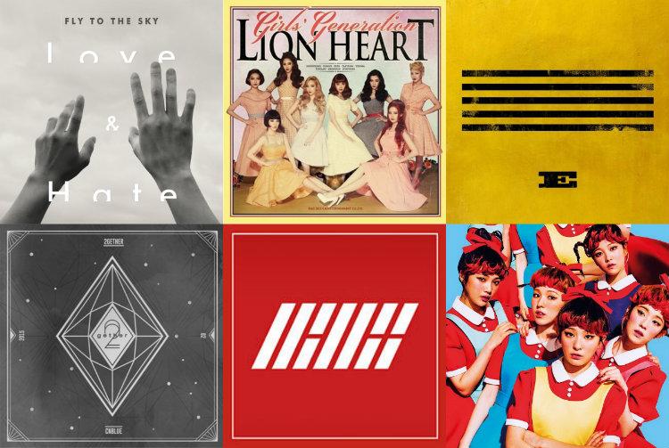 soompi  Weekly K-Pop Music Chart 2015 – October Week 1