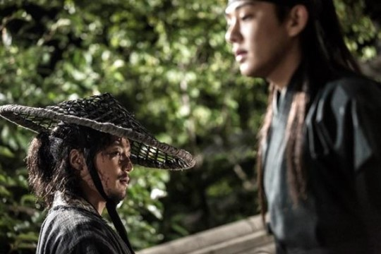 yoo ah in byun yo han six flying dragons
