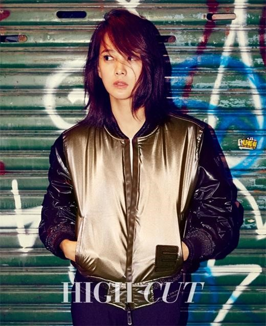 yoon seung ah-high cut 1