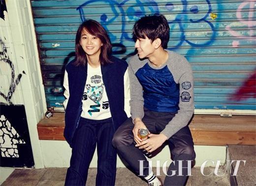 yoon seung ah-high cut 2