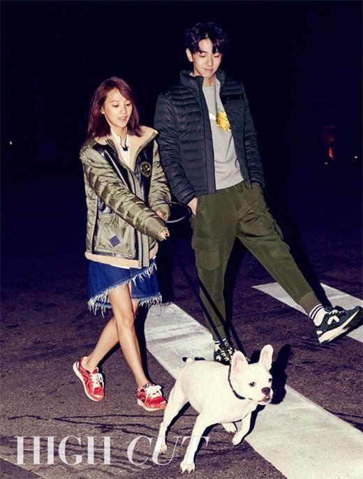 yoon seung ah-high cut 3