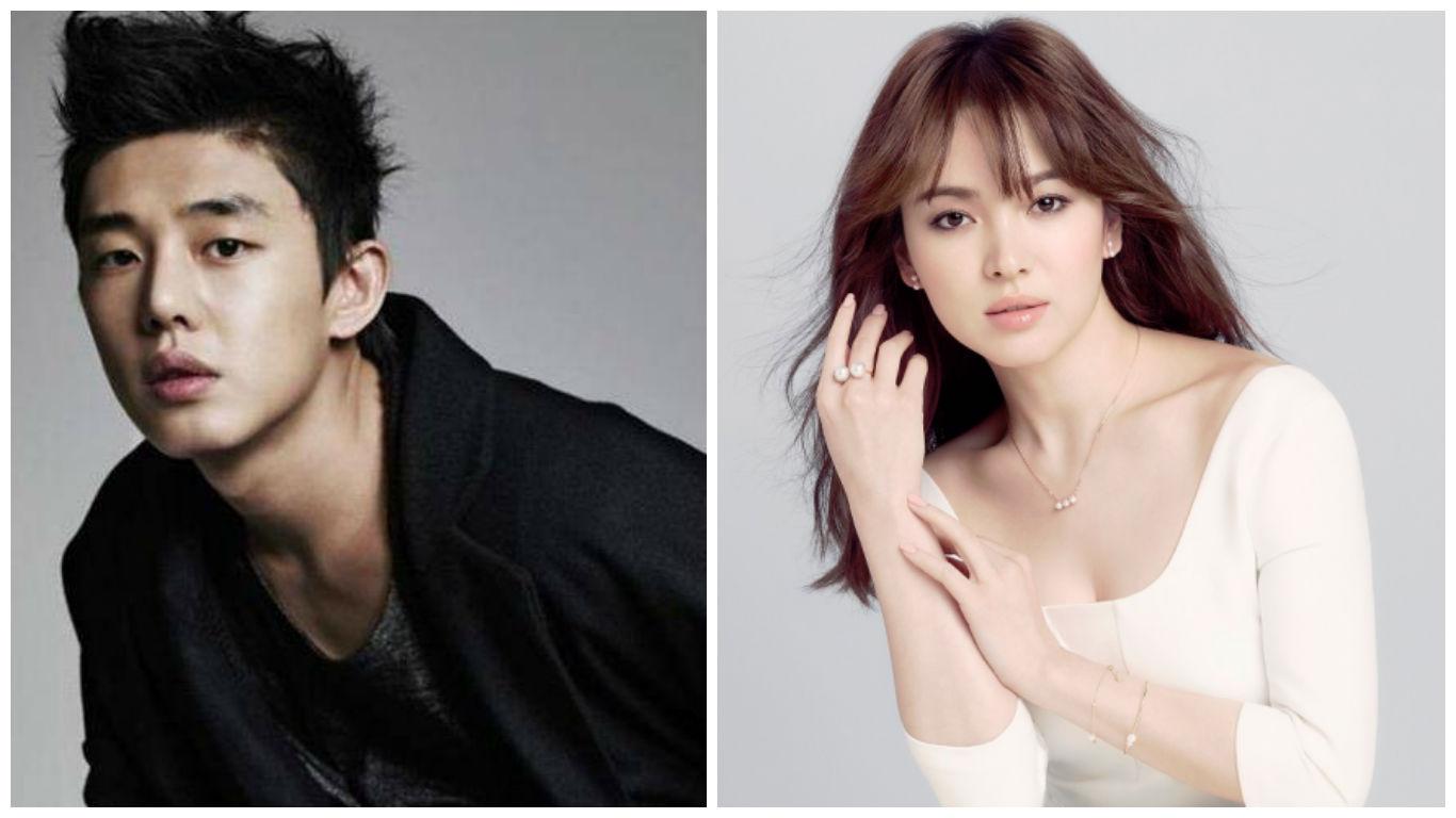 Yoo Ah In Song Hye Gyo
