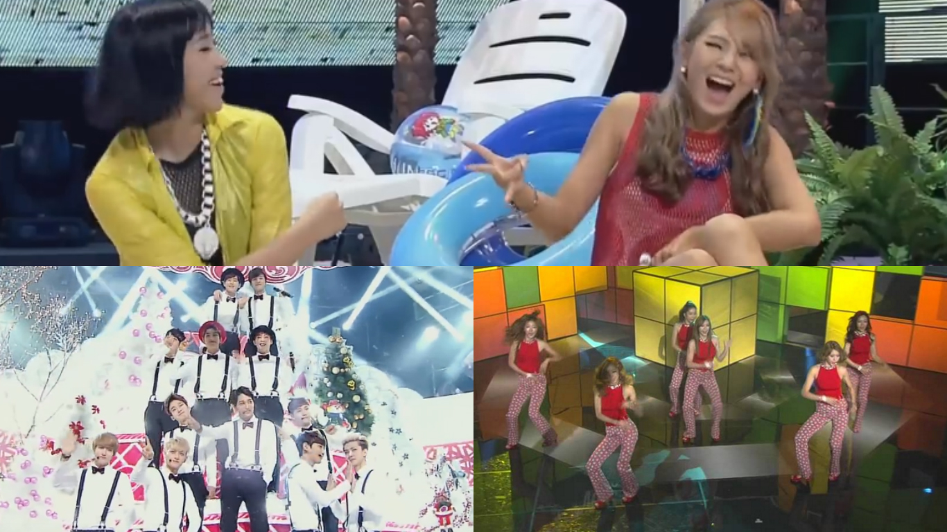 Kpop's Most Lavish Stage Sets