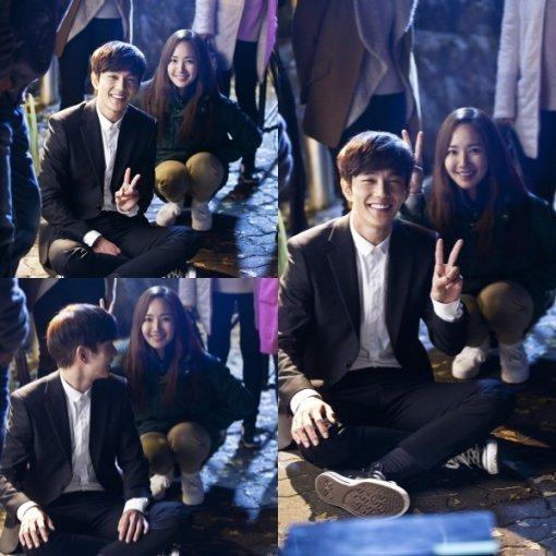 Park Bo Young Yoo Seung Ho