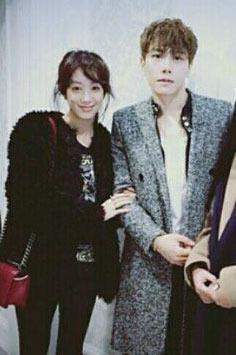Park Hyo Shin Jung Ryeo Won at concert