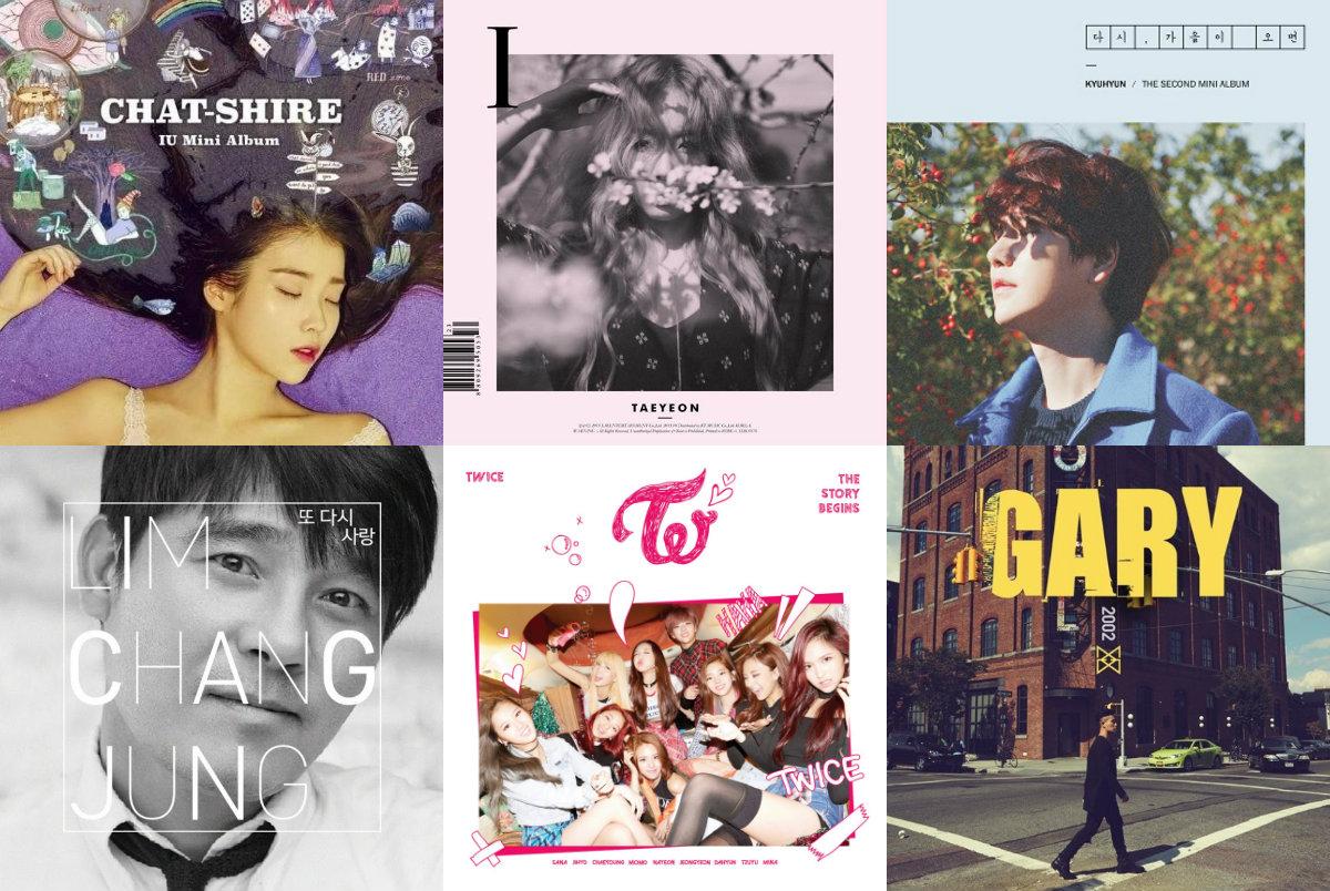 Weekly K-Pop Music Chart 2015 – November Week 1 soompi