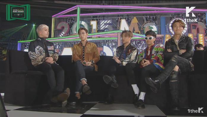 bigbang melon music awards 2015
