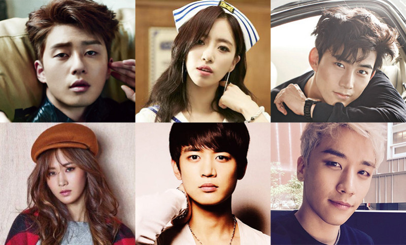 Which K-Pop Star Shares Your December Birthday?