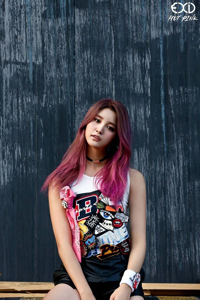 """Updated: EXID Is All About """"Hot Pink"""" in Comeback Teaser ..."""
