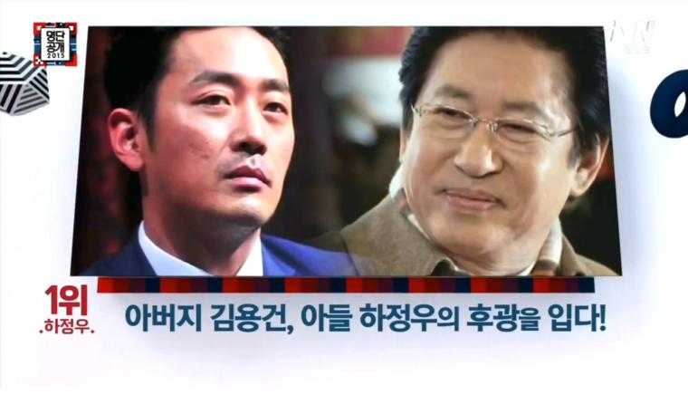ha jung woo - kim yong gun