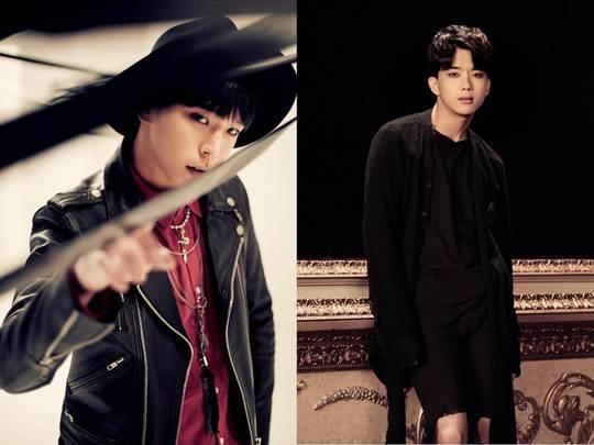 "B.A.P's Himchan and Youngjae Are Special MCs for ""The Show ..."