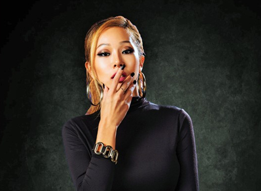 Jessi Ranks First In Brand Power Among Female Rappers