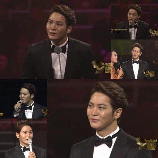 joo won-asian award