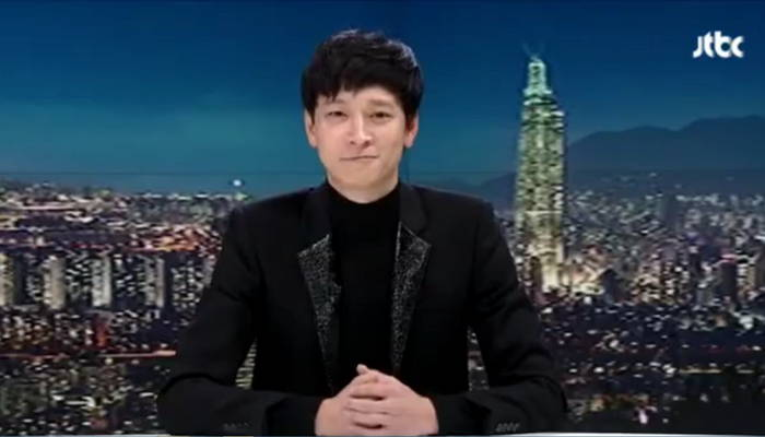 kang dong won news room