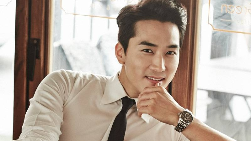 Song Seung Hun Says He's Pretty Much Ready to Be a Father