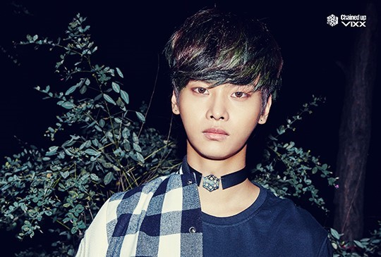 vixx N chained up