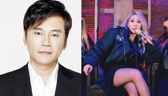Yang Hyun Suk Shares His Expectations For CL's American Debut
