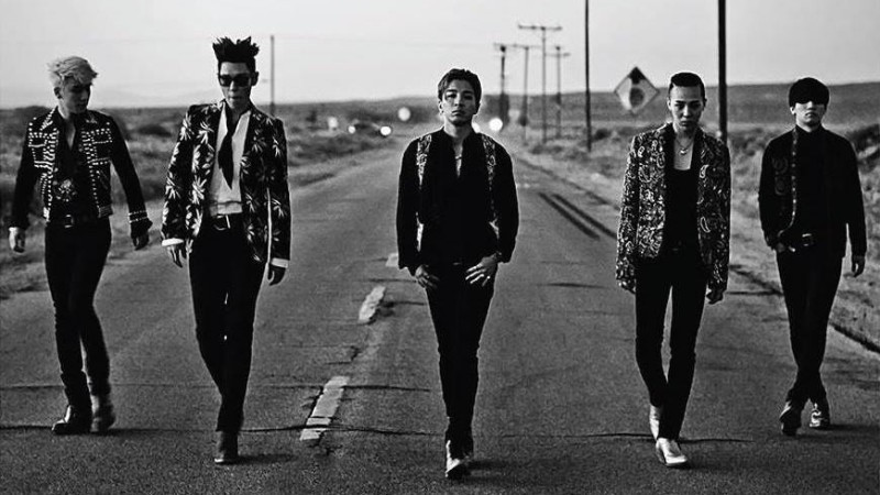 BIGBANG Talks About the K-Pop Label and Defense force Service in Washington Post Interview