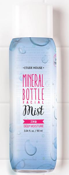 Etude House Mineral Bottle Facial Mist Deep Moisture
