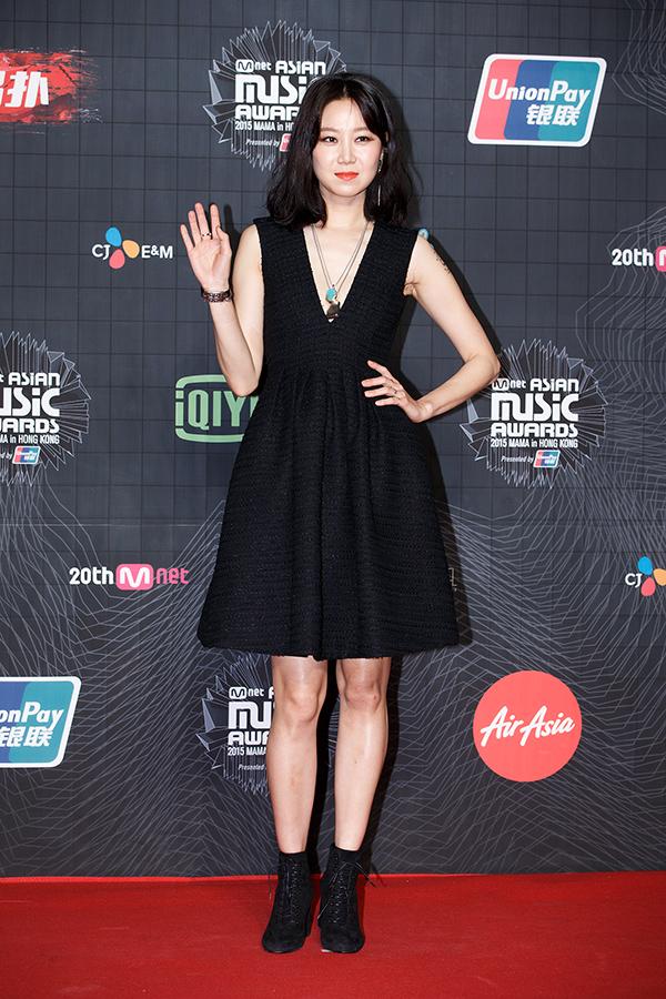 K-Drama Stars Grace the 2015 MAMA Red Carpet