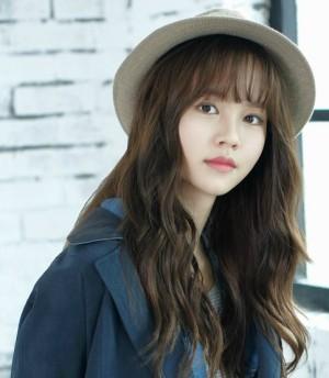 Kim So Hyun Hair