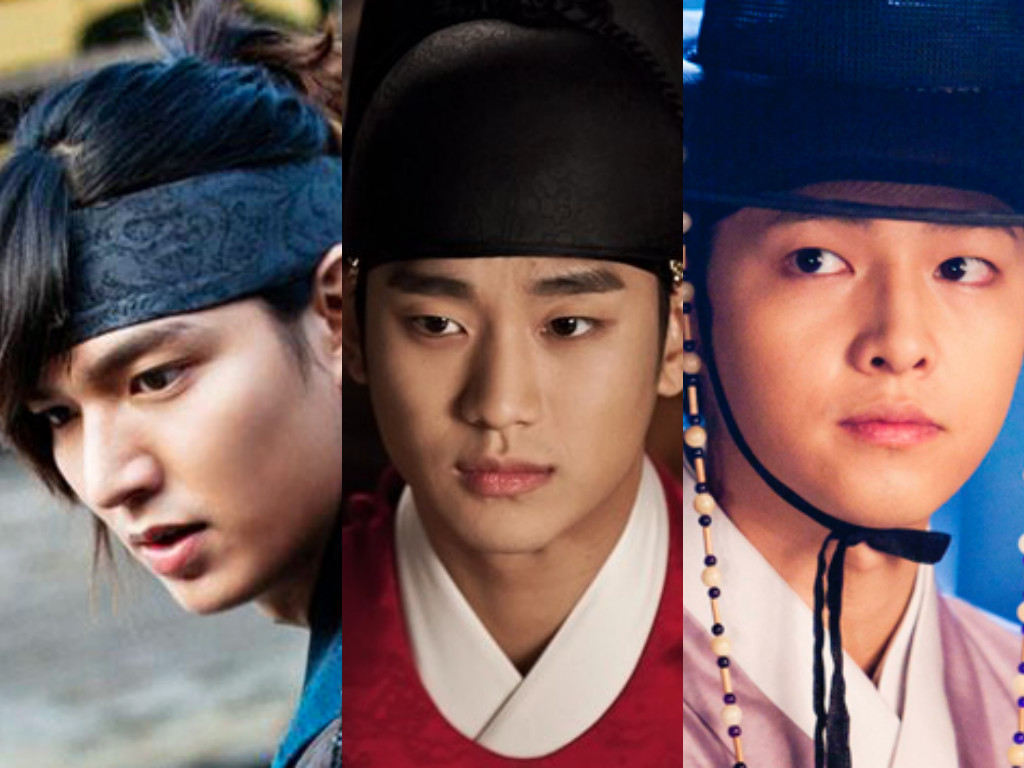 19 Korean Actors That Are Super Hot in Hanboks