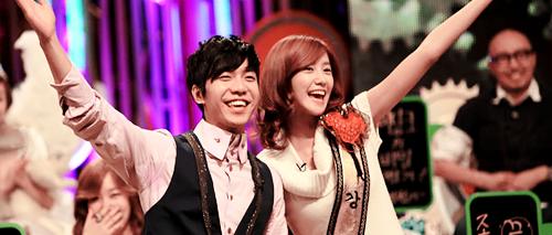 li seung gi and yoona dating