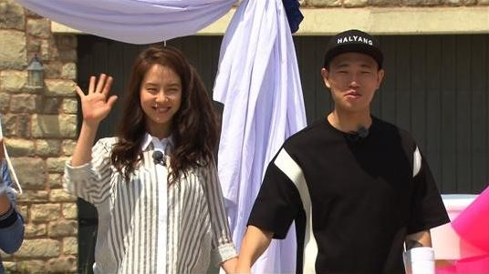 Running Mans Gary Sheds Light on His Relationship With Song Ji Hyo at Fan Meeting
