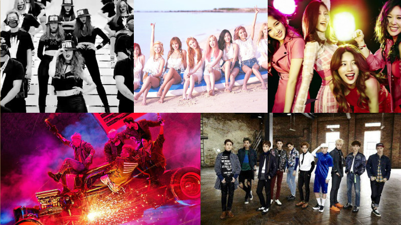 youtube most watched 2015 soompi