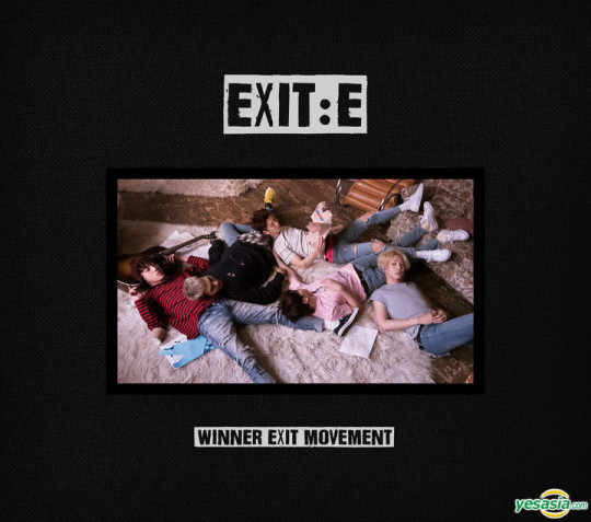 winner exit e album yesasia