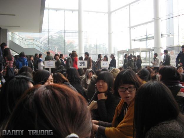 Music Core waiting...