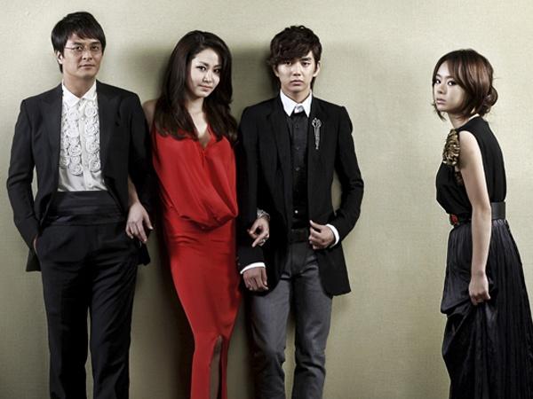 دانلود سریال کره ای شعله های هوس
