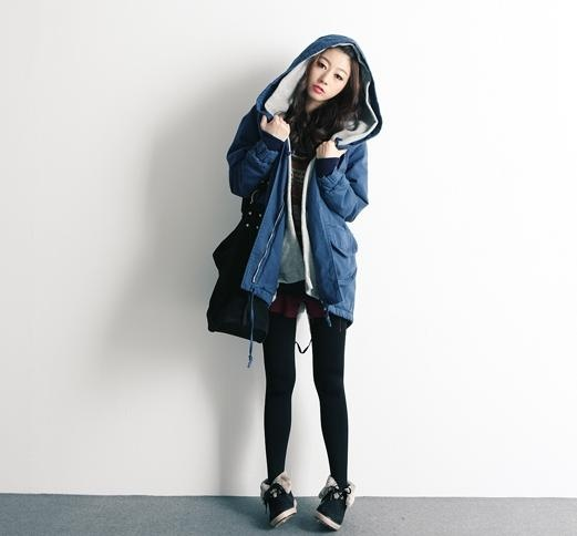 women s winter fashion trends in korea 2011 soompi. Black Bedroom Furniture Sets. Home Design Ideas
