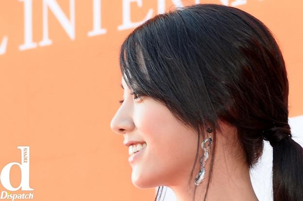 Korean celebrity side profiles