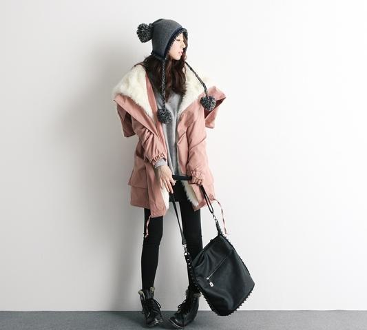 Winter Fashion Korea: Women's Winter Fashion Trends In Korea 2011