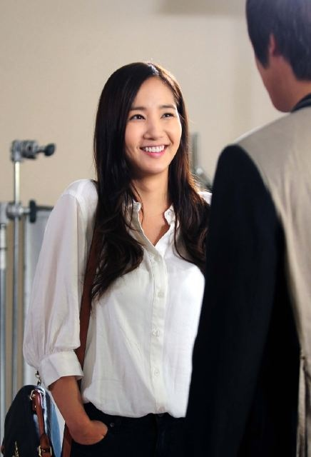 City hunter releases lee min ho amp park min young s quot smile series