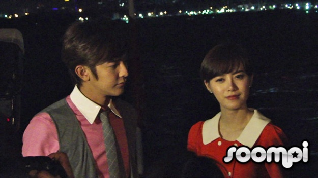 Goo Hye Sun, Absolute Boyfriend, Jiro Wang