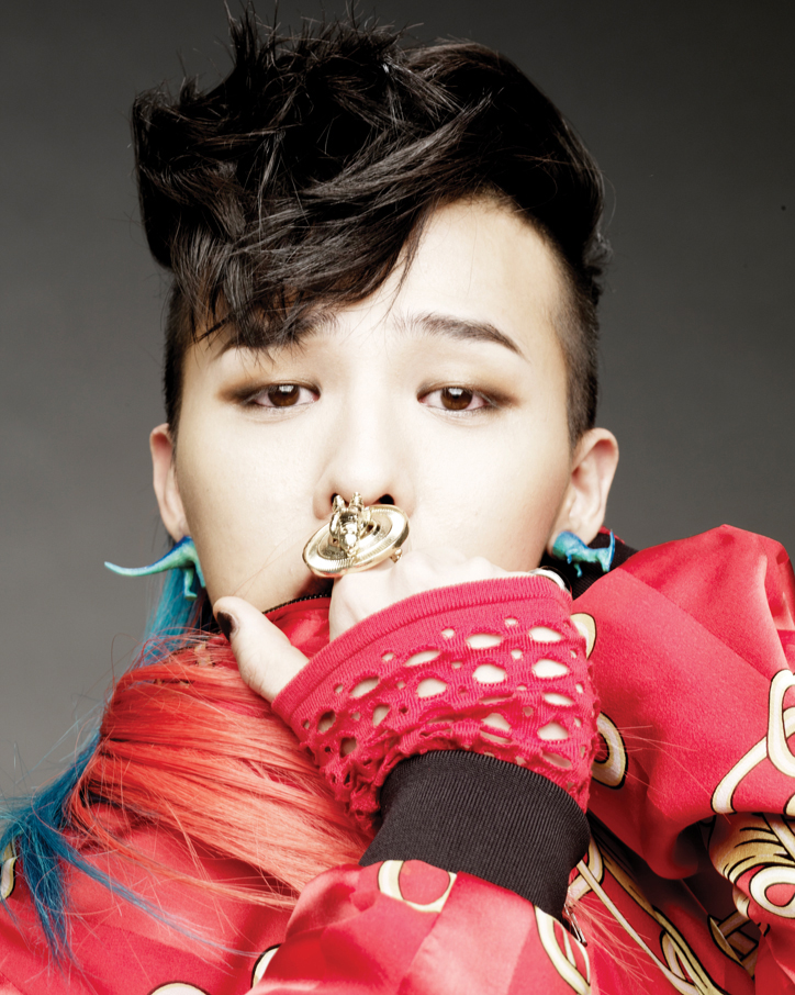 "Big Bang's G-Dragon 2nd ""Monster"" Teaser"