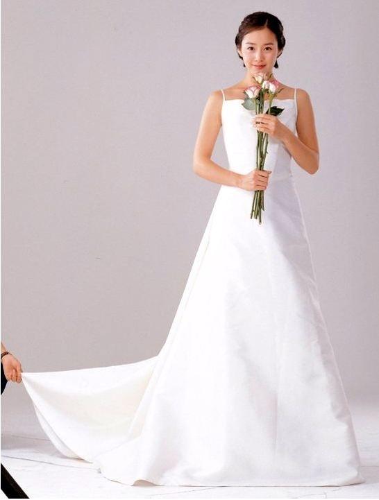 Go Hyun Jung Wedding Dress Wedding Dresses Dressesss